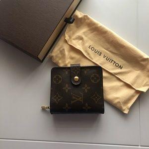 Authentic Louis Vuitton Compact Wallet